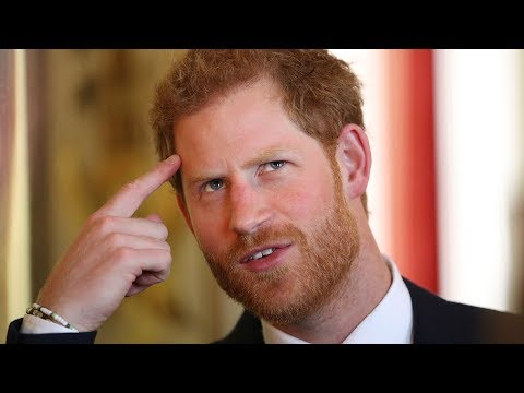 Prince Harry's real name isn't actually Harry