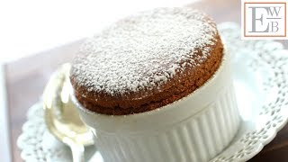 Beth's Easy Chocolate Soufflé Recipe | ENTERTAINING WITH BETH