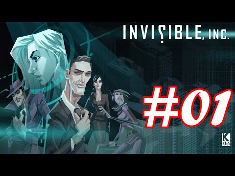 Invisible Inc - Episódio 1 - Invadindo Brasilia pt-br