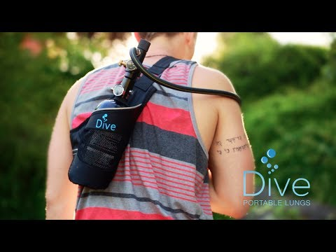 DIVE PORTABLE LUNGS - Scuba Tank
