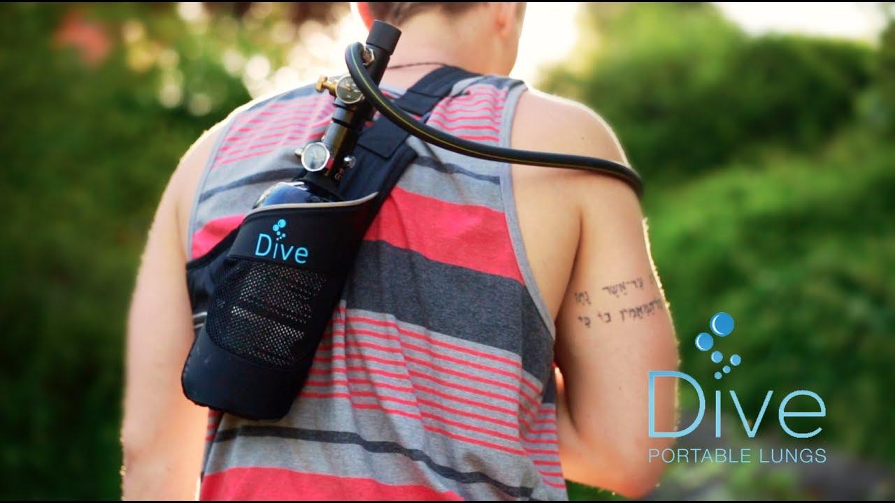 Dive Portable Lung Kit video thumbnail