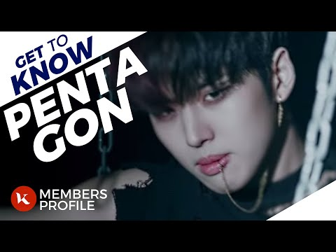 PENTAGON (펜타곤) Members Profile (Birth Names, Birth Dates, Positions etc..) [Get To Know K-Pop]