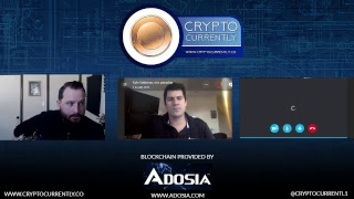 Cryptocurrency and Blockchain Podcast Episode 4: Featuring Adosia CEO Kyle Solomon