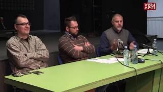 Дом омладине, предавање Јеванђеље и политика (7.04.2016)