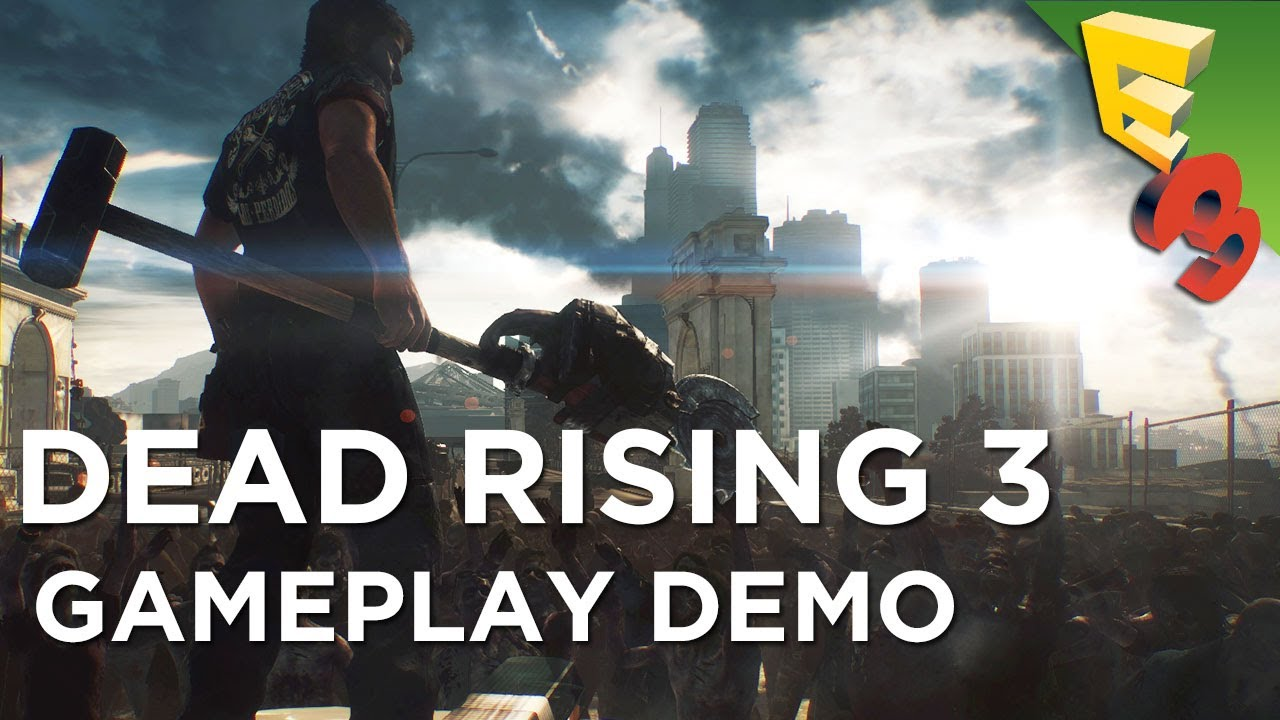 Dead Rising 3 Gameplay Walkthrough Xbox Ones Open World Zombie