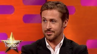 Ryan Gosling Saved A Dog While On Set | The Graham Norton Show