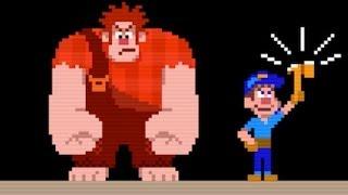 """Ralph el demoledor el juego """"Wreck it Ralph"""""""