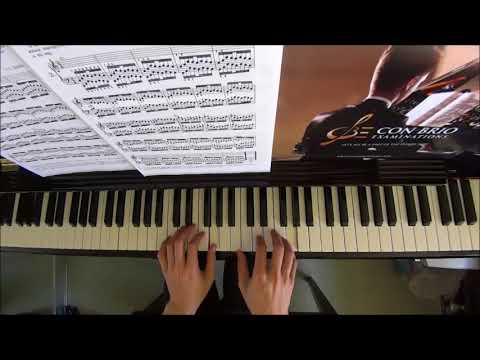 Piano Technique Exercise N°1 by Charles-Louis Hanon - 240 Piano