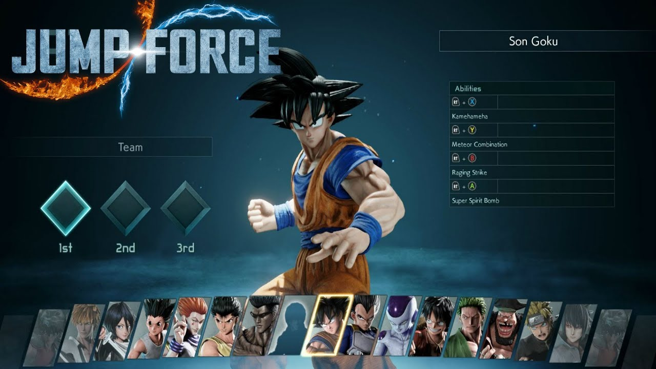 ALL Playable Characters (Character
