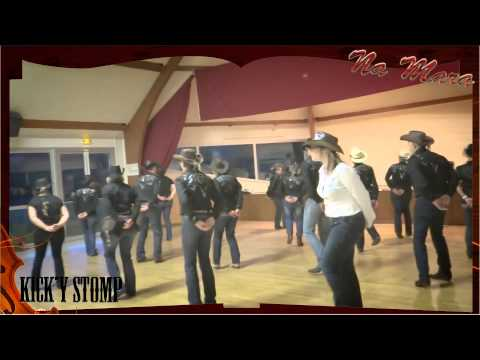 Représentation groupe Kick'y Stomp - Na Mara 2014