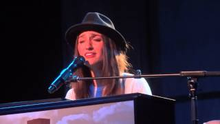 Gravity, Sara Bareilles, Seattle, WA, 2013