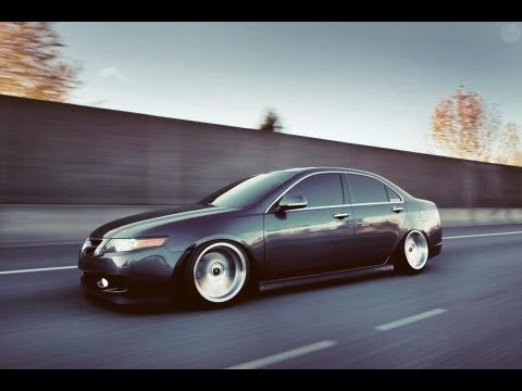 Julians Fitted Acura TSX YouTube - 2018 acura tsx coilovers