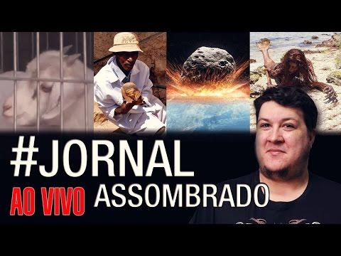 J.A.#36: Asteroide vai Passar Perto - 6 Múmias Encontradas - Sereias: Fotos e Vídeos - Bode Salvador