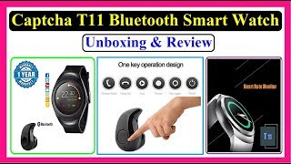 75d569f51d5 Unboxing Gt08 Smart Watch In Hindi