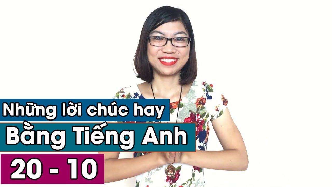 Những câu chúc ngày phụ nữ Việt Nam cực hay bằng tiếng Anh | 20 - 10 | Happy Women's Day