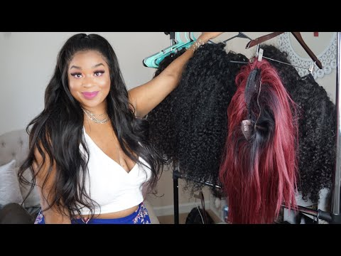 Wig Collection  Part 2