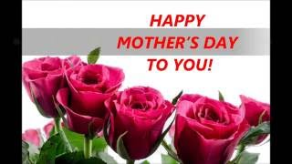 HAPPY MOTHER'S DAY! to.. Greeting ECard ecards song songs poem lyric like Happy Birthday to you free