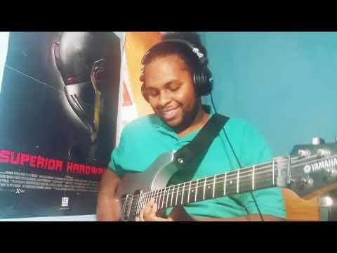 Kes - Hello (Folklore Riddim) (Guitar Cover)