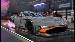 Nfs Heat Aston Martin Vulcan Monstruoso Youtube