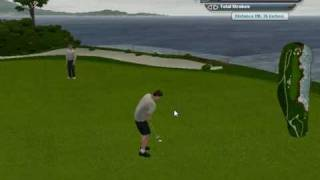 tiger woods 2004 gameplay pc