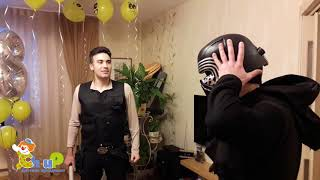 Звездные войны на день рождения