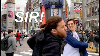 """every time matt and ryan say """"sir"""" in japan"""