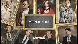 MINISTRI (už čoskoro na JOJke)