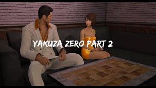 Living the Yakuza lifestyle
