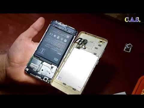 Xiaomi Redmi 4X - меняем аккумулятор, разборка, сборка