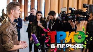 Алексей Воробьев на премьере мультфильма