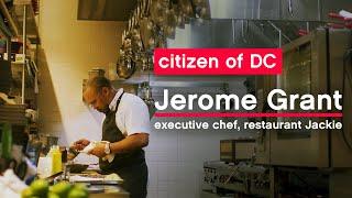 Jerome Grant: A Citizen Of DC #citizenMdc