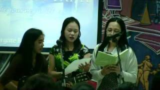 Bordergate HK singing  LET OTHERS SEE JESUS IN YOU
