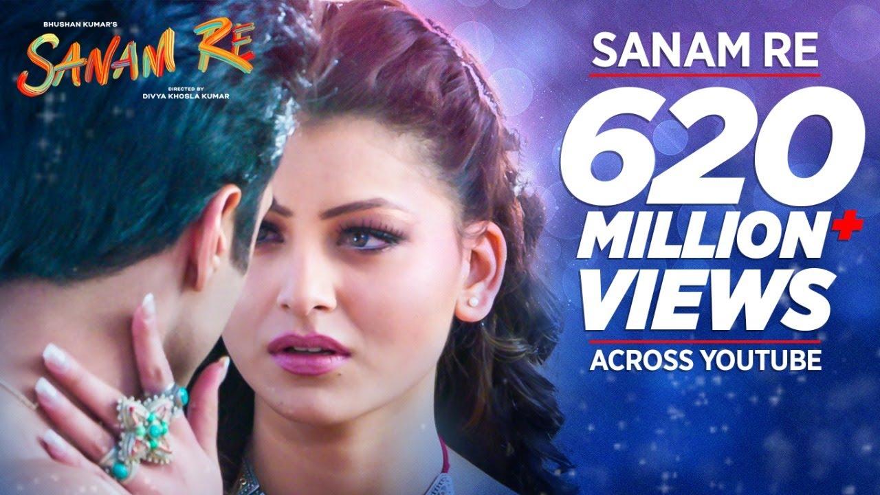 Sanam Re Title  Song Full Video  Pulkit Samrat, Yami Gautam, Urvashi Rautela  Divya Khosla Kumar