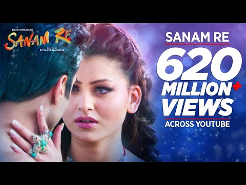 SANAM RE Title  Song FULL VIDEO | Pulkit Samrat, Yami Gautam, Urvashi Rautela | Divya Khosla Kumar thumbnail