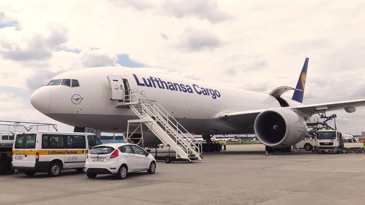 Live: animal transport with heart and mind - Lufthansa Cargo