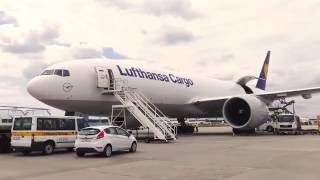 Lufthansa Cargo Animal Lounge (EN)