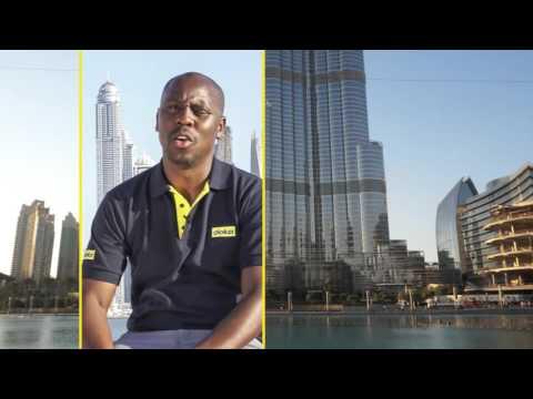 Life as an expat in Dubai | Larry Tsongoro