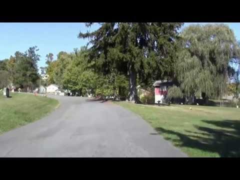Oak Hill, West Virginia, Rt. 19, Lochgelly exit, through town to Pea Ridge Road Bridge