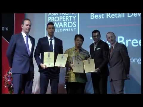 Asia Pacific Property Awards Development 2015-2016: Airways Residences Ltd