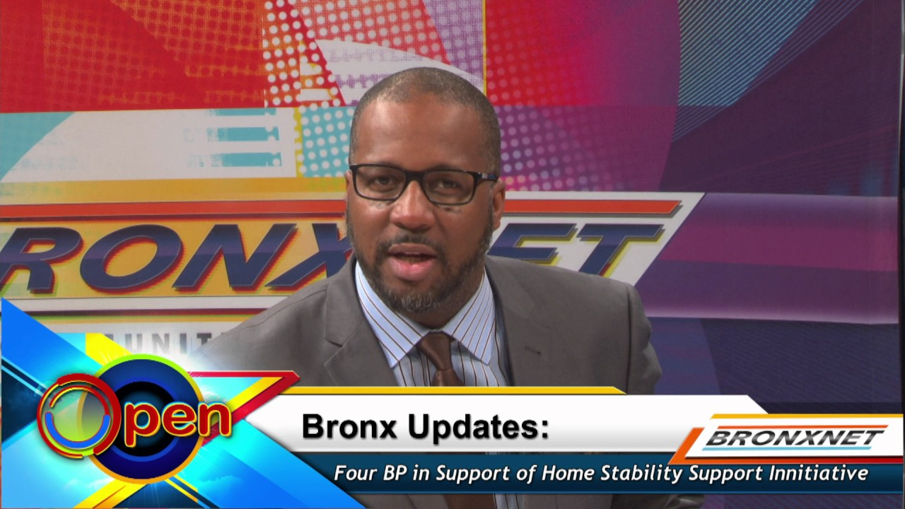 Bronx Update | OPEN Wednesday | March 29TH, 2017