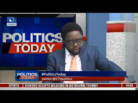 Politics Today: Analysing Nigeria's Restructuring With Reuben Abati Pt 1