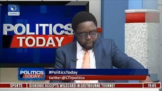 Politics Today: Analysing Nigeria's Restructuring With Reuben Abati Pt 1
