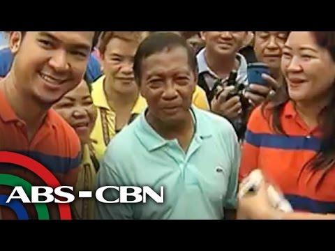 TV Patrol: Kasong plunder sa mag-amang Binay, isinusulong