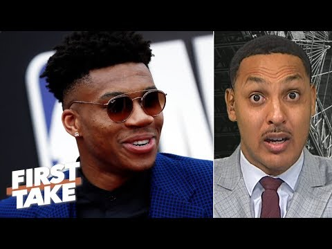 Congratulations to Giannis, but James Harden deserved MVP – Ryan Hollins   First Take