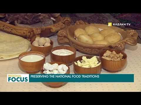 """Nauryz kozhe"" - traditional dish of the Nauryz holiday"