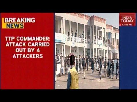 Gunmen Attack Bacha Khan University In North-West Pakistan