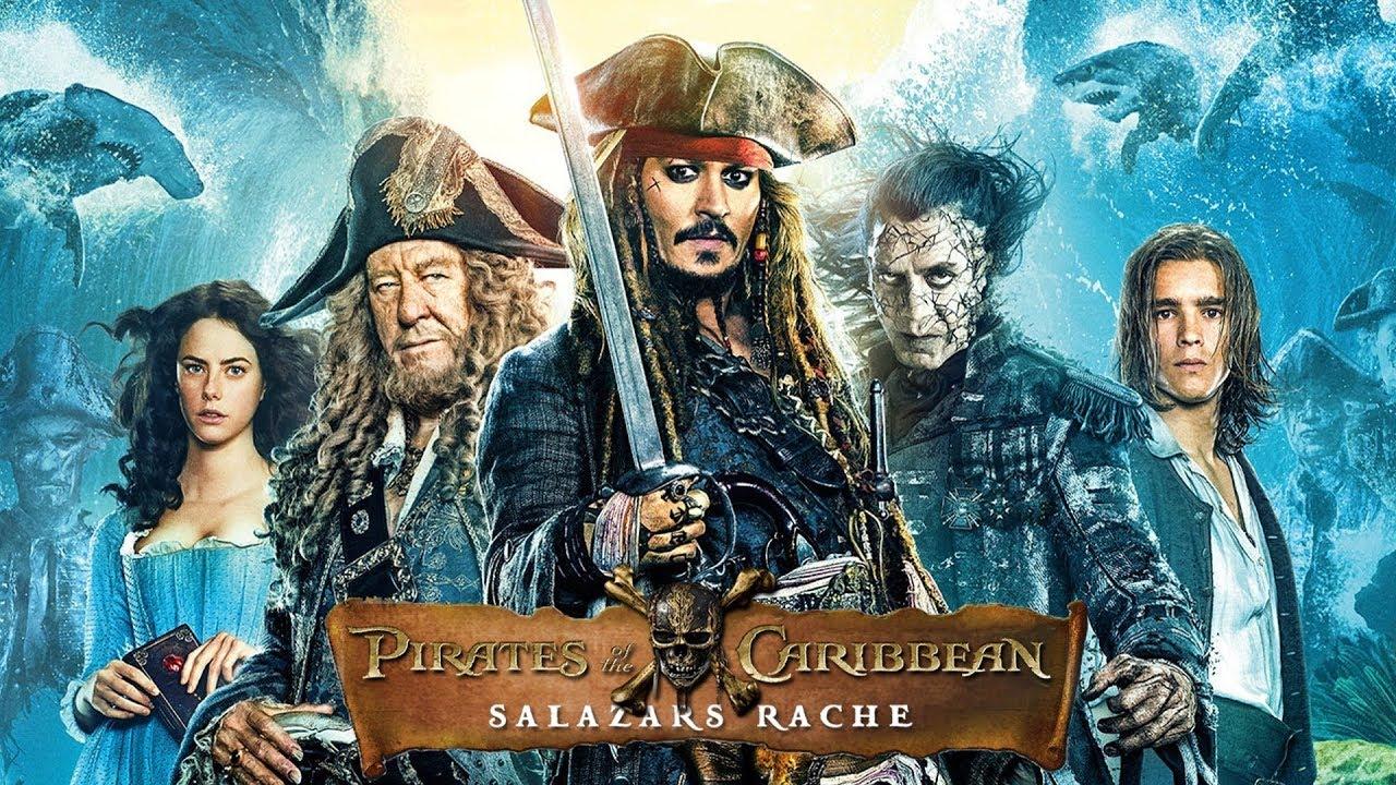 Trailer Fluch Der Karibik 5