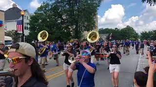 Wheaton Independence Day Parade - Bands