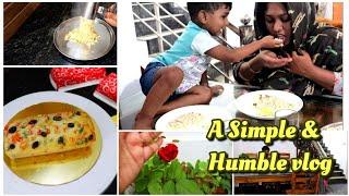 ഒരു Simple Humble vlog||cake making||malayalam vlog||