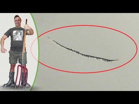 Удаление царапин на кузове автомобиля без покраски своими руками видео